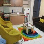 آپارتمان مبله یک خوابه در رشت چله خانه