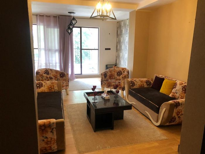 آپارتمان مبله یکخوابه در روستای زیارت